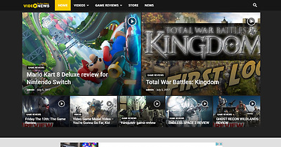 Established Profitable VIDEO GAME Store Online BUSINESS Turnkey Website For Sale