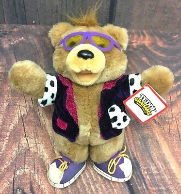 Teddy Grahams Plush Honey Bear Stuffed Animal