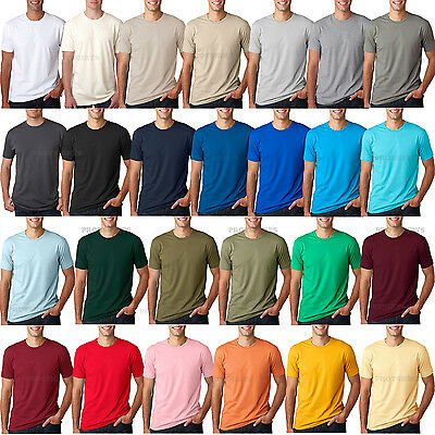Next Level - Premium Short Sleeve  100% cotton Men's Crewneck T-Shirt - 3600