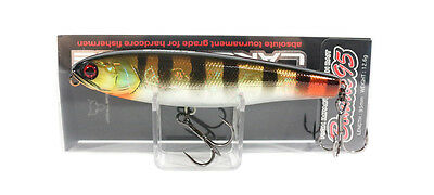 Jackall Bonnie 95 Pencil Floating Lure Black Gill (3798)