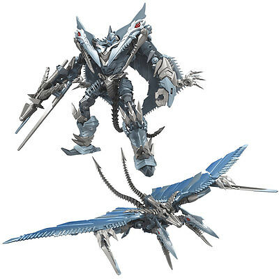 Hasbro Transformers Mv5 The Last Knight Deluxe Strafe Action Figure W3