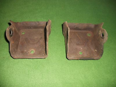 Camaro Nova Truck Chevy Clam Shell Motor Mounts 3993722 1970's - 1980's