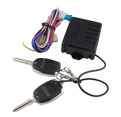 Central Locking Keyless Entry System With 2 Remote Controlers for All Fiat Cars