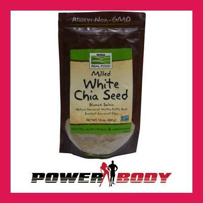 NOW Foods - White Chia Seed