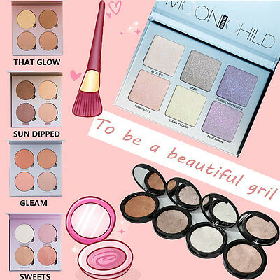 Makeup Set Anastasia Beverly Hills Highlight Palette Moonchild Glow Kit