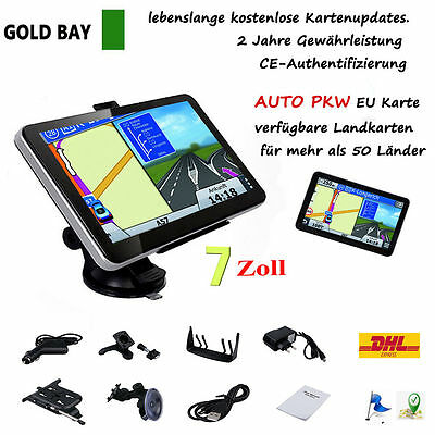 7 zoll pkw auto gps navi navigationsger t navigation. Black Bedroom Furniture Sets. Home Design Ideas