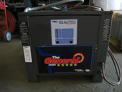 General Battery Deluxe Control Forklift battery Multi-Shift MC3-18-775 SHIP FREE