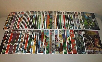 Green Arrow  #1-64 + Annuals  (DC 1988 Series, Full Lot of 68)  Mike Grell