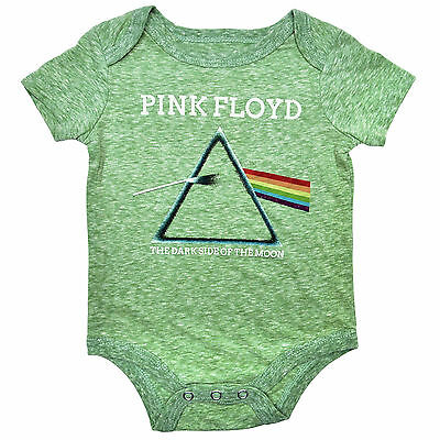 Pink Floyd Infant Baby One-Piece Bodysuit - Green