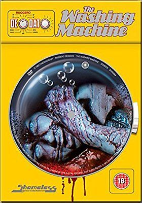 The Washing Machine (Limited Edition) (DVD) (C-18)
