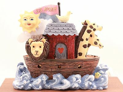 Super Cute!!! New/Old Stock Noah's Ark Whimsical Night Light New in Box