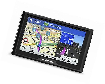 Garmin Drive 50LM Sat Nav With UK 232440511478 on garmin gps with europe maps html