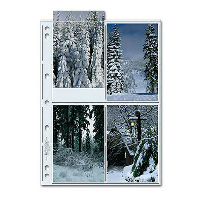Print File 46-8G 4x6in. Photo Pages (25 Pack)