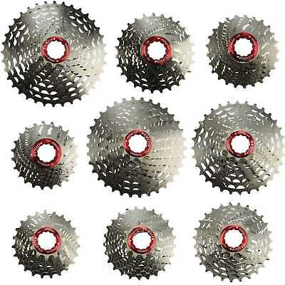 SeqLite Shimano Ultegra Dura Ace 10 Speed Compatible Alloy Road Cassette