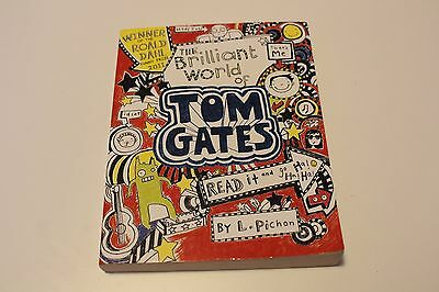 TOM GATES ~ The Brilliant World Of  ~ By L.Pichon