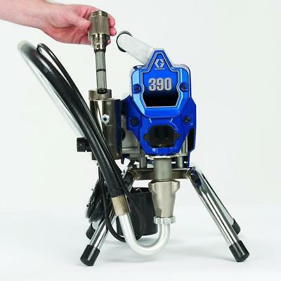 Paint Sprayer/Graco Ultra 390PC Electric Airless Sprayer Lo-Boy Stand Unit