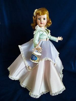 "**RARE Charles Of The Ritz ORIGINAL Vintage 1950 SWEET SUE In ""TEA DANCE DRESS"""