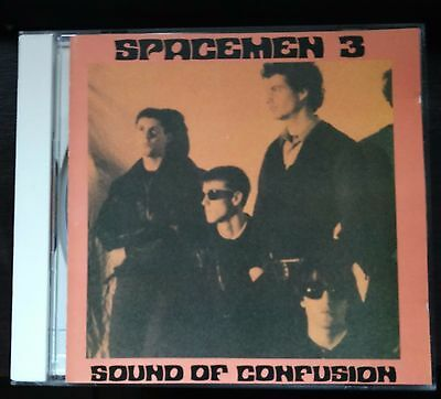 Spacemen 3 ‎– Sound Of Confusion CD 1989 Uk Fire Records ‎– REFIRE CD5