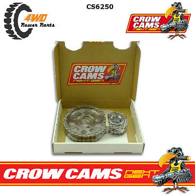Crow Cams Ford Falcon Timing Chain Set 6 Cyl 200 250 3.9L 4.1L CS6250