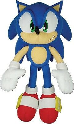 New Loose Sonic The Hedgehog® 15cm Plush Action Figure Great Gift