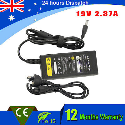 AC Adapter Laptop Charger 19V 2.37A for TOSHIBA PORTEGE R930 R935 Z930
