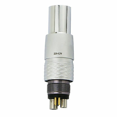 COXO Dental Fiber Optic Handpiece LED Quick Coupling NSK Machlite Phatelus