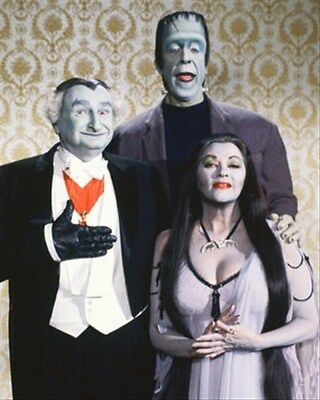 THE MUNSTERS MOVIE Photo 8x10 Photo gift idea 221722