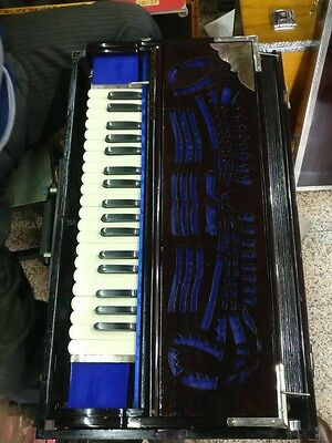 Professional Portable Harmonium Scale Changer for Concert and Stage Performance