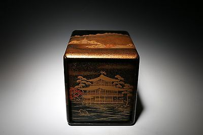 Japanese Lacquer Jewelry  Box  Meiji Period (1858-1912)