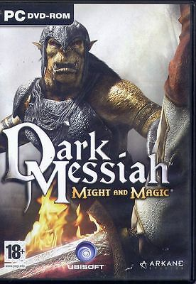 Dark Messiah of Might and Magic - Videogame PC - Edizione Sprea