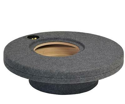 """Universal fitment 16"""" Spare Wheel MDF 10"""" Sub Box Subwoofer Enclosure Bass"""