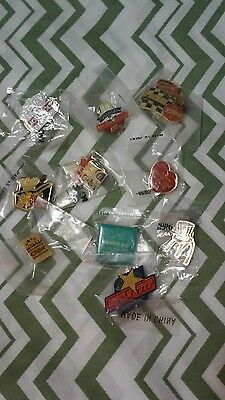 Mcdonalds Vintage Lot Pins
