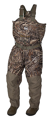 Banded Redzone Breathable Uninsulated Chest Waders Wader Boot Max 5 Camo 14 NEW!