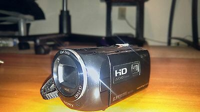 Sony pj230 With Built In Projector And Bag