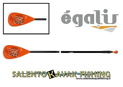 Pagaia Telescopica Per Sup - Egalis Swan  - 170 Cm - 210 Cm - Stand Up Paddle
