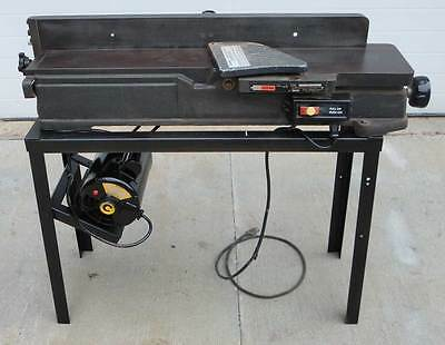 """6 1/8""""Craftsman Jointer / Planer with 1 hp. motor"""