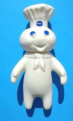 Vintage PILLSBURY DOUGHBOY Soft Plastic Doll Figure 1971 Advertising Collectible