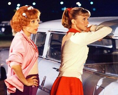 GREASE MOVIE Photo 8x10 Photo iconic pic 266948