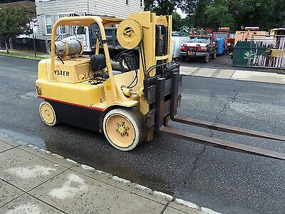 L@@k Hyster S150A 15000Lbs Rigging Fork Lift Nice In Nj