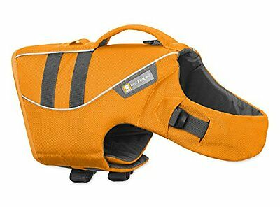 Ruffwear Float Coat Gilet de Sauvetage Canin Orange Taille S