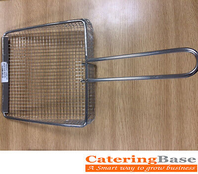 """Commercial Chips Shovel 8""""x7"""" Chips Catcher ideal for Fast Food Take Away Shop"""