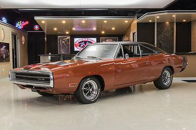 1970 Dodge Charger  Fully Restored Charger! 440ci V8 w/ Six Pack, 727 Automatic, PS, PB, Build Sheet