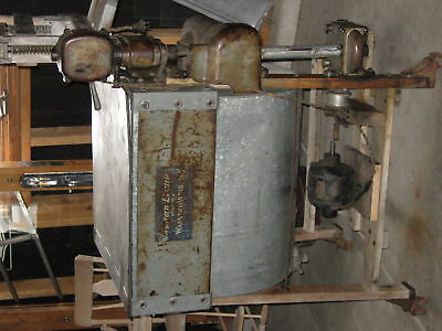 Antique 1915 Western Electric,washer& Wringer, Machine
