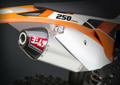 Yoshimura Slip On Muffler Rs4  - Ktm 350 Exc-F 2017