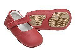 NEW Playette Leather Shoes Mary Red 12-18 months from Baby Barn Discounts