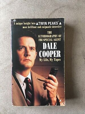 TWIN PEAKS - The Autobiography Of Special Agent Dale Cooper
