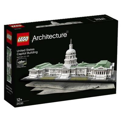 Lego Architecture The Capitol 21030