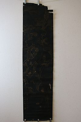 Z052 ~Old Chinese scenery~ Makuri Japanese Antique Poster