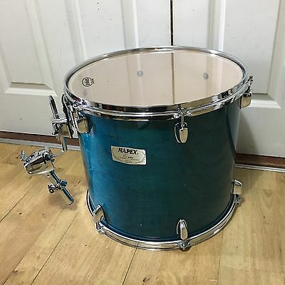 """Mapex M Series 16"""" x 14"""" Hanging Tom Sapphire Blue Lacquer"""