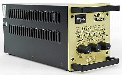 SPL Gainstation 1 AD Preamp + Digital Option + Bag + Neuwertig + 1.5J Garantie